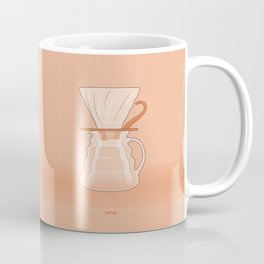 Coffee Maker Series - Pour-over Dripper Coffee Mug