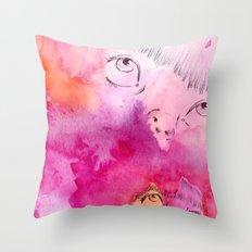 AY x WildHumm 2 Throw Pillow