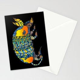Alvaro the Armadillo Stationery Cards