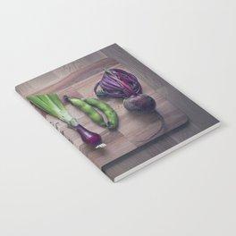Nightshade pasta ingredients Notebook