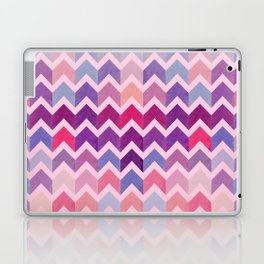 Watercolor Chevron Pattern II Laptop & iPad Skin