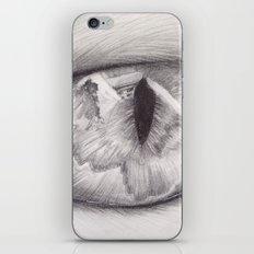 Cats Eye iPhone & iPod Skin