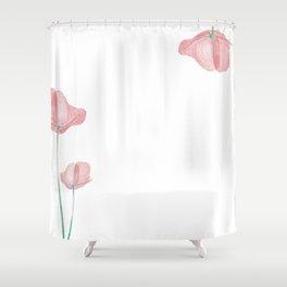 Amapola Shower Curtain