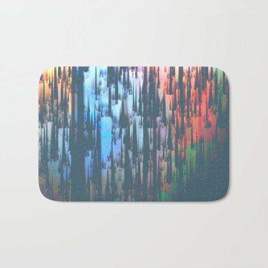 Raining Colors / Autumn 11-10-16 Bath Mat