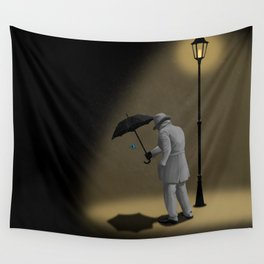 The meaning of life Wall Tapestry
