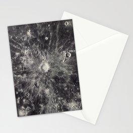 1934 Lunar Detail Stationery Cards
