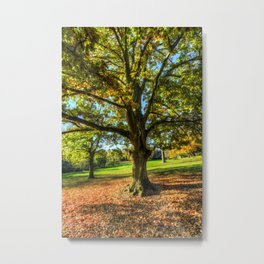 Autumn In England Metal Print