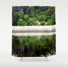 Tower Hill Wildlife Reserve Shower Curtain