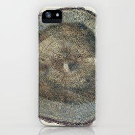 Stump Rings iPhone Case