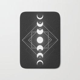 Moon Phases Bath Mat