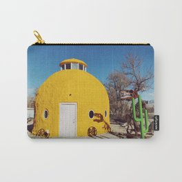 LEMON HOUSE / Cartago, California Carry-All Pouch