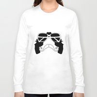mexico Long Sleeve T-shirts featuring Mexico by PintoQuiff