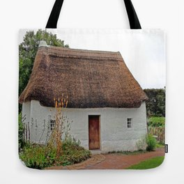 Nant Wallter Cottage. Wales. Tote Bag