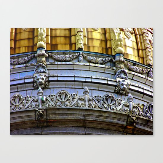 It's All About the Details Canvas Print
