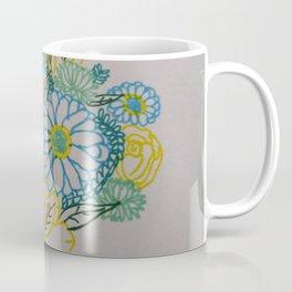 Flower Bouquet Coffee Mug