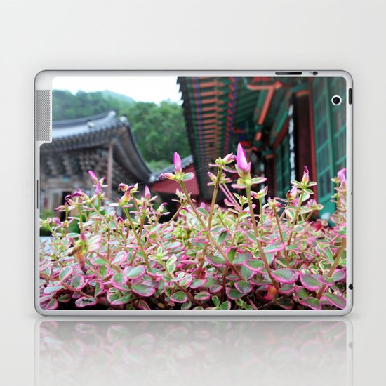 Temple Yongmun Laptop & iPad Skin
