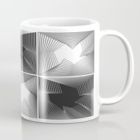 psych Mugs featuring psych by glitch