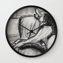 Are you coming home yet? Wall Clock