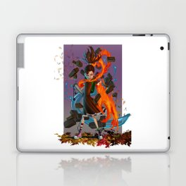 Poet Concept Art Laptop & iPad Skin