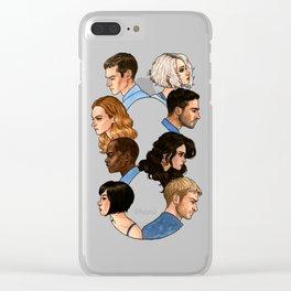 Sense8 Clear iPhone Case