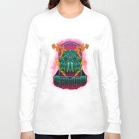 cthulhu Long Sleeve T-shirts featuring CTHULHU by Gerkyart.