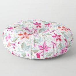 Nature unfolded Floor Pillow
