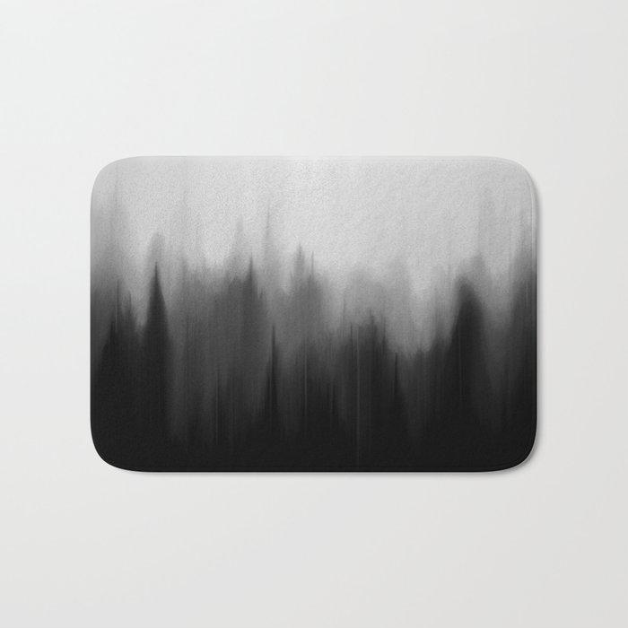 Fog Dream Bath Mat