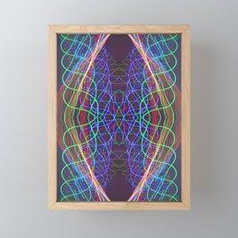 Spirit Walls Framed Mini Art Print