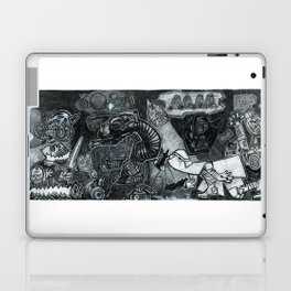 HOTH BATTLE / GUERNICA TRIBUTE  Laptop & iPad Skin