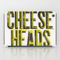notorious iPad Cases featuring Notorious Wisconsin by Abby Hoffman