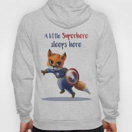 Superhero Fox Hoody