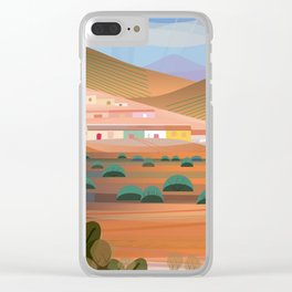 La Choya Clear iPhone Case