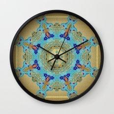 Mix&Match Byzantine Mosaic 01 Wall Clock