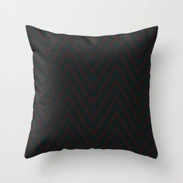 Scandinavian luxury pattern design Throw Pillow