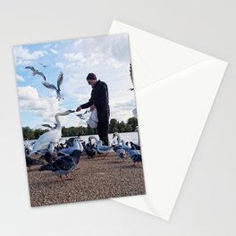 Birdman IV Stationery Cards