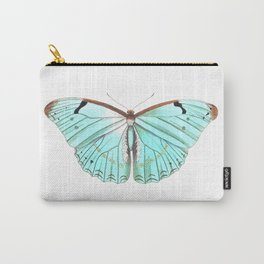 Butterfly Flutter By Carry-All Pouch