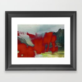Untitled 20171004j Framed Art Print