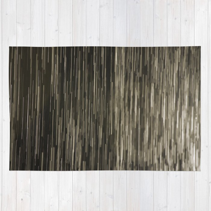 rain Room MOMA Rug