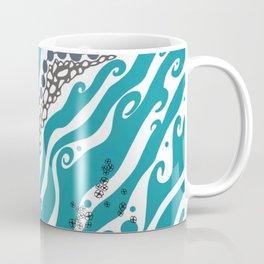 Beehive Island Coffee Mug
