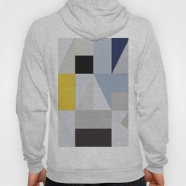 Abstract Composition 394 Hoody