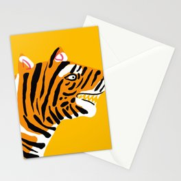 wild jungle cat - 1 Stationery Cards