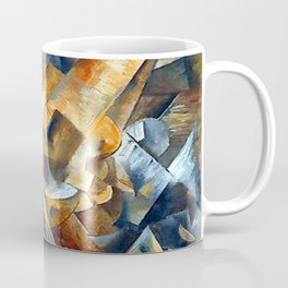 Georges Braque Still Life with Metronome Coffee Mug