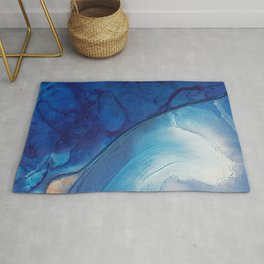 Divided Unity Rug