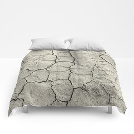 Parched Earth Comforters