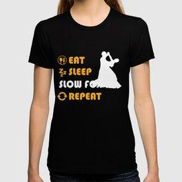 Slow Fox Graphic Tee Shirt T-shirt