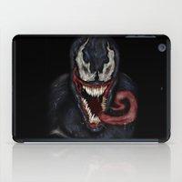 venom iPad Cases featuring venom by Fila Venom Art