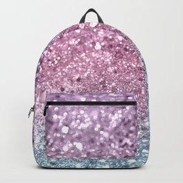 Unicorn Girls Glitter #5 #shiny #pastel #decor #art #society6 Backpack