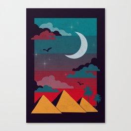 Giza Canvas Print