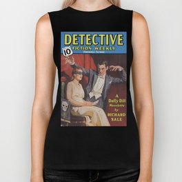 Detective Fiction Weekly - October 2nd 1937 Biker Tank