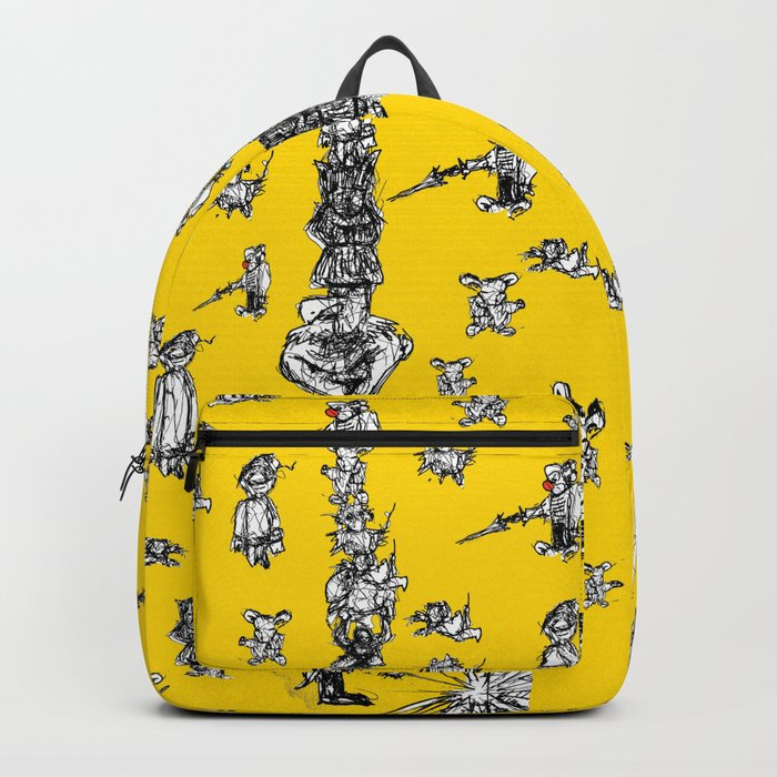 ASSOCIATIVE DRAWING Backpack